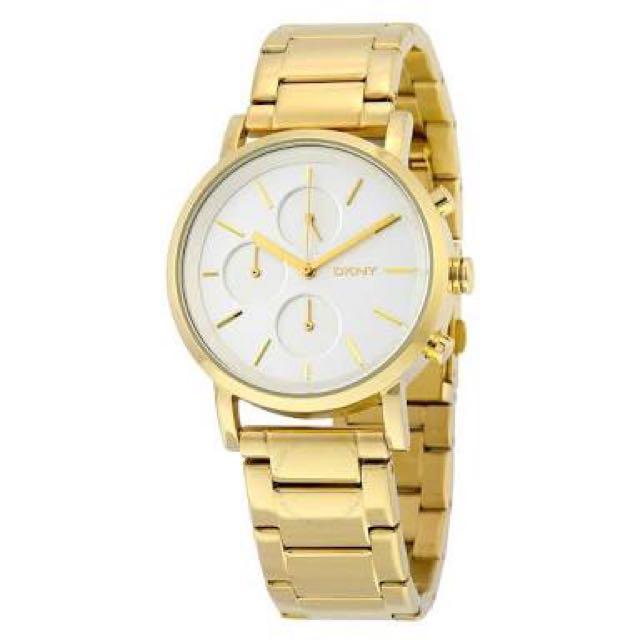 DKNY Gold Soho Watch - New