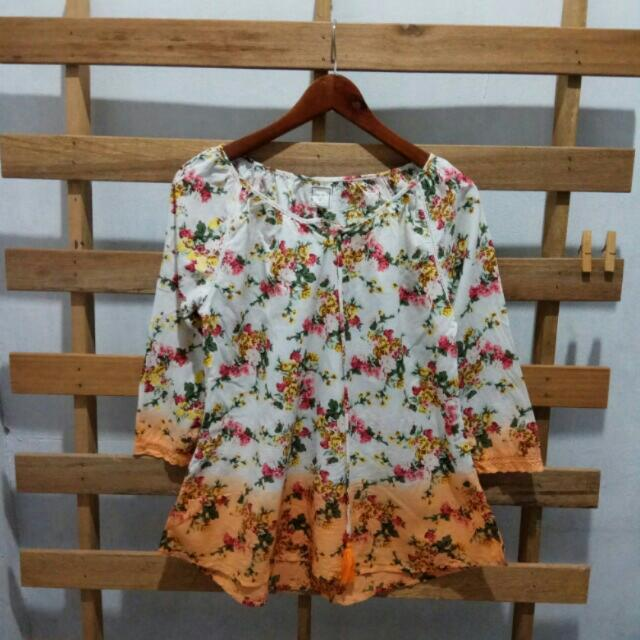 DNMX Devaris Flower Top