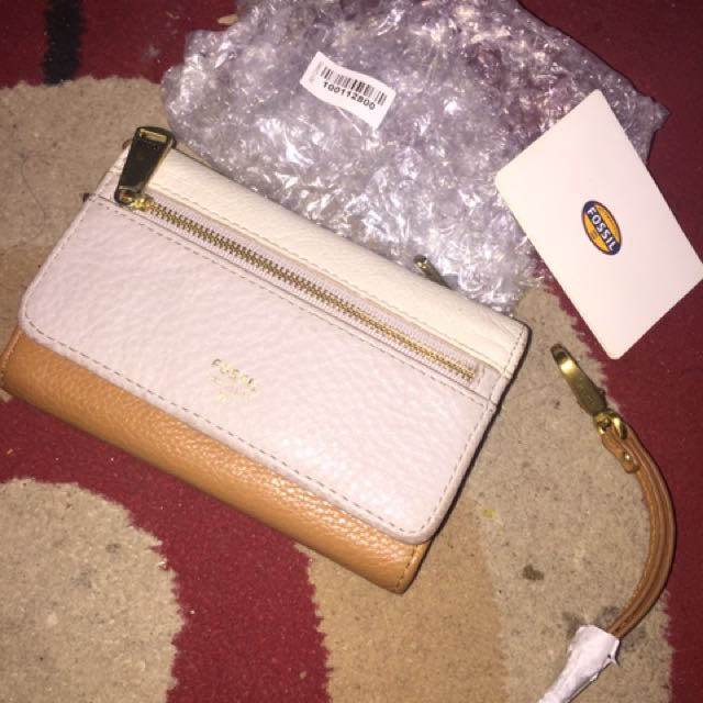 Dompet fossil msh ad tag no dus