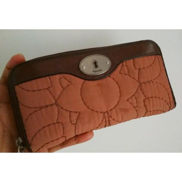 Dompet Wallet Fossil Original Amerika a52f52aac4