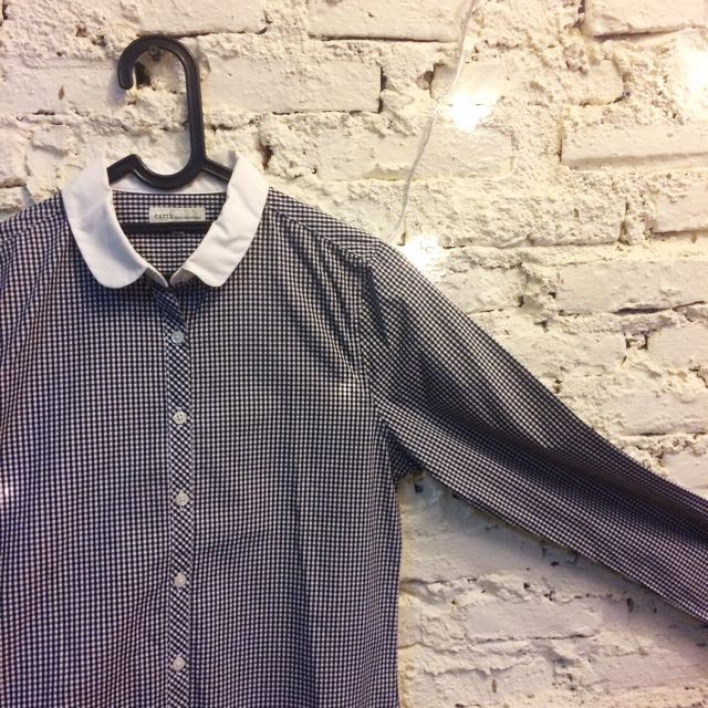 Earth Checkered shirt