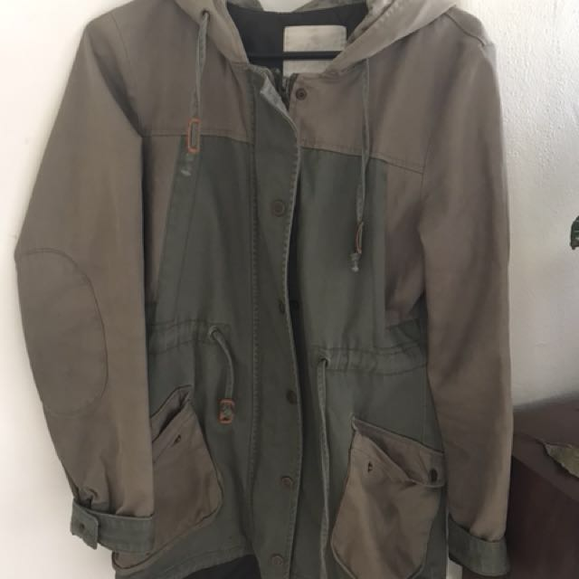 ELEMENT SIZE 8 COAT