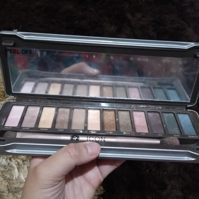 Eyeshadow Palette ICON by Absolute NEW YORK