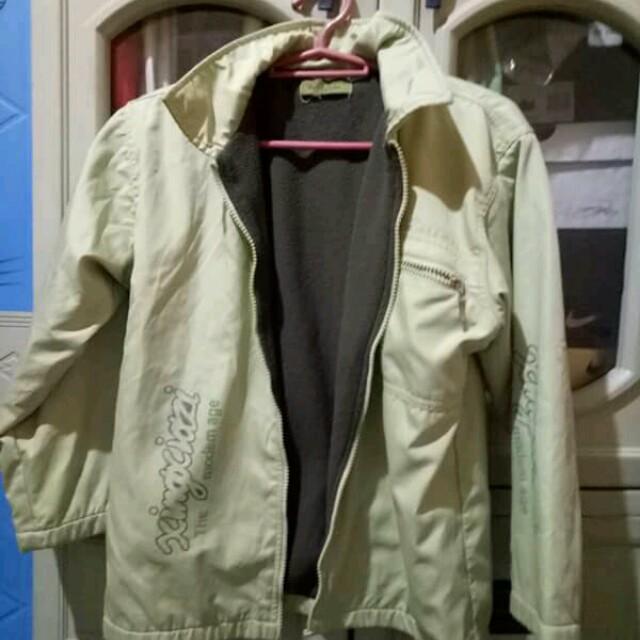 Foam jacket