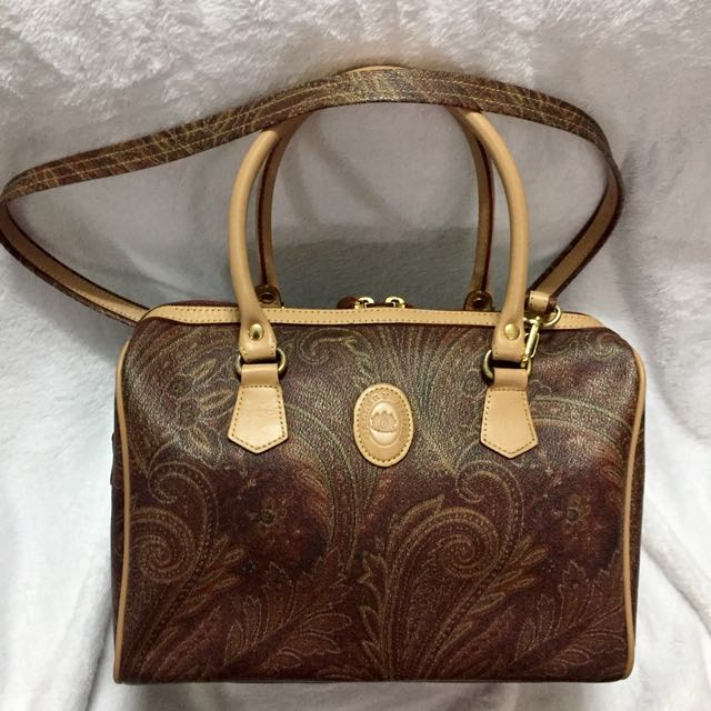 Gallery House leather bag