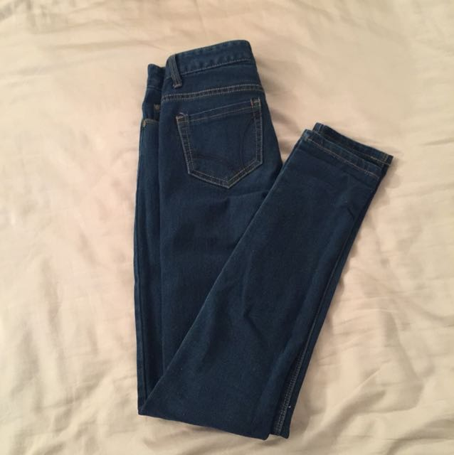 Glassons blue jeans size 6