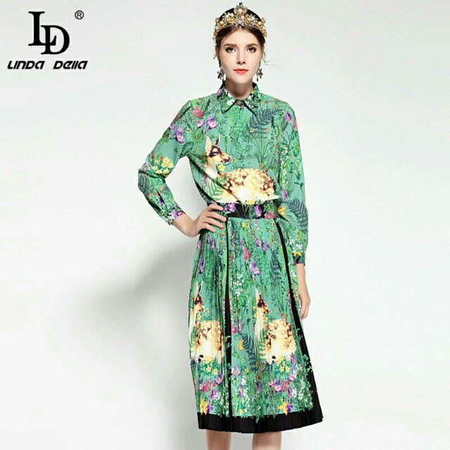 Gucci Set top and skirt