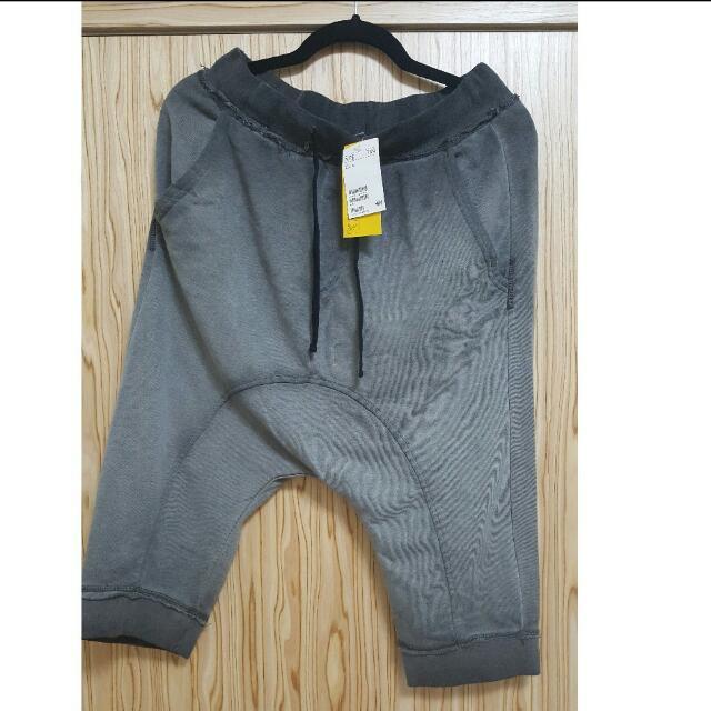 H&M 飛鼠七分褲
