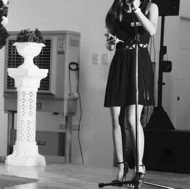 H&M Black Dress