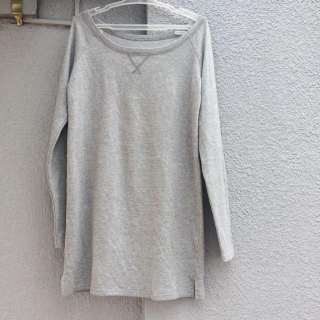 H&M Inspired Sweatshirt Dress