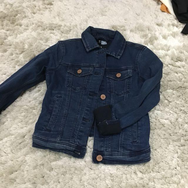 Hnm Jeans Jacket