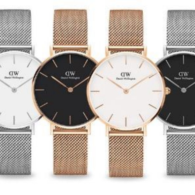 bcde44f2ce09 Huat50Sale 100% Original  CNY SALES  Daniel Wellington Watch Classic ...