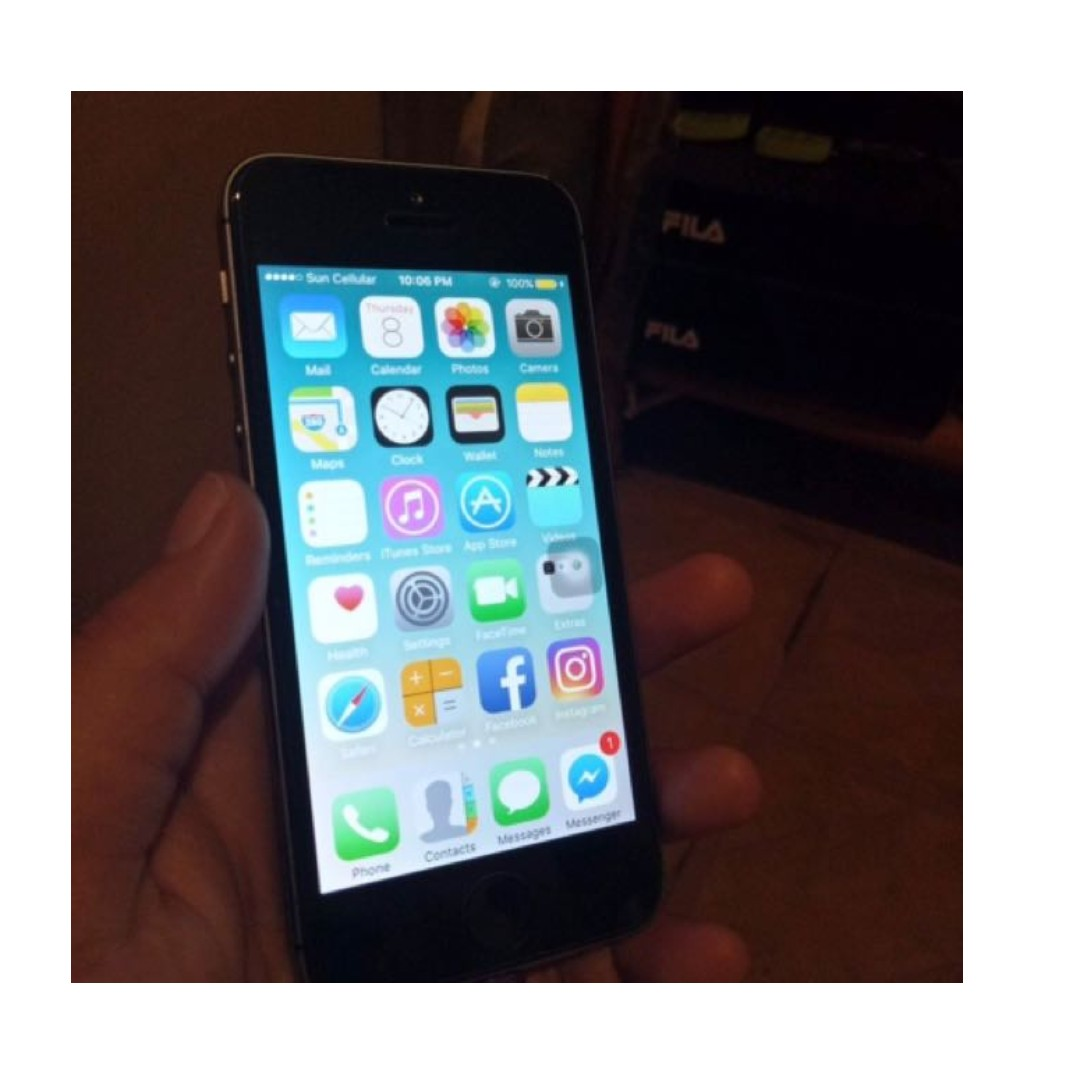 IPHONE 5S 16 GB SMART LOCKED