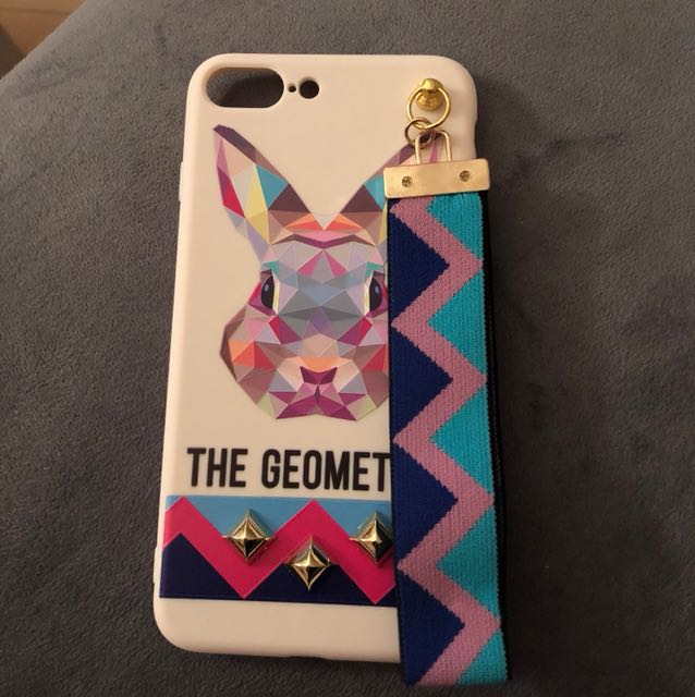 iphone 7/8 plus case- Rabbit 🐇