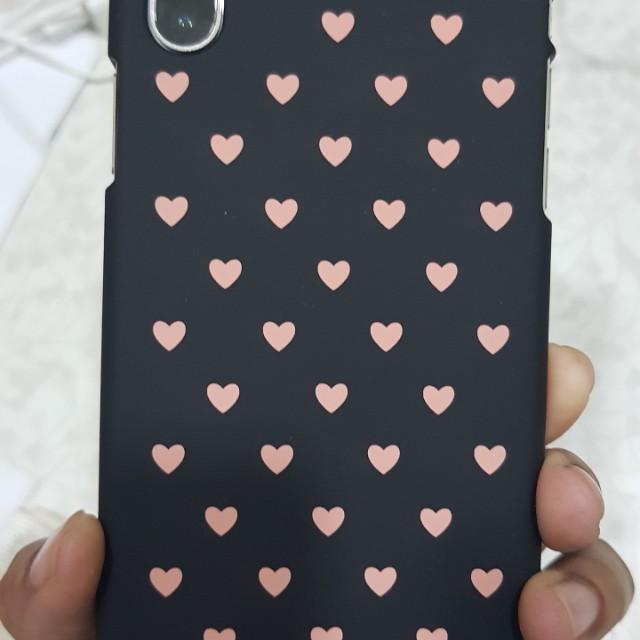 Iphone X cellphone case accessories