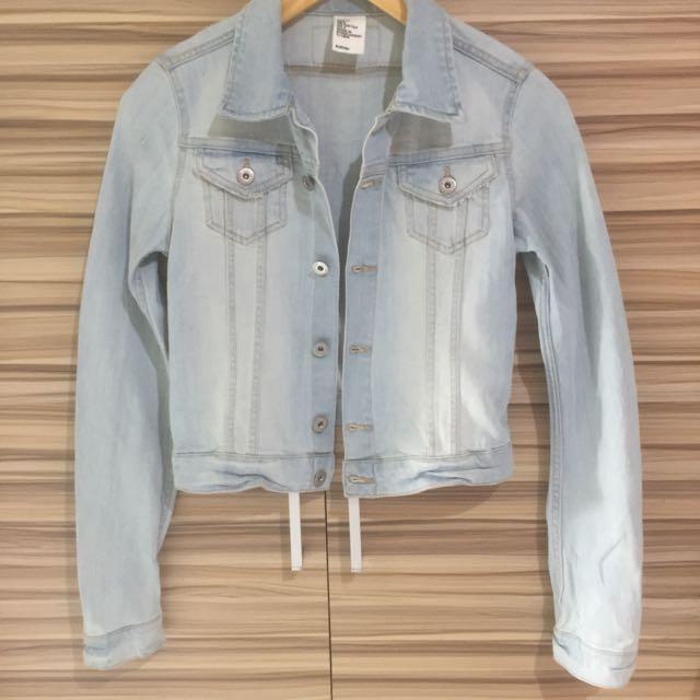 Jaket jeans hnm