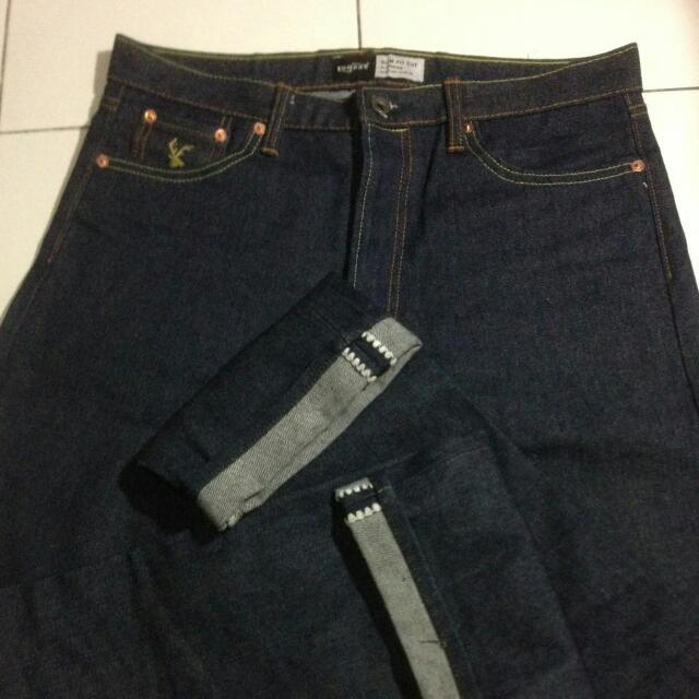 jeans selvedge vearst