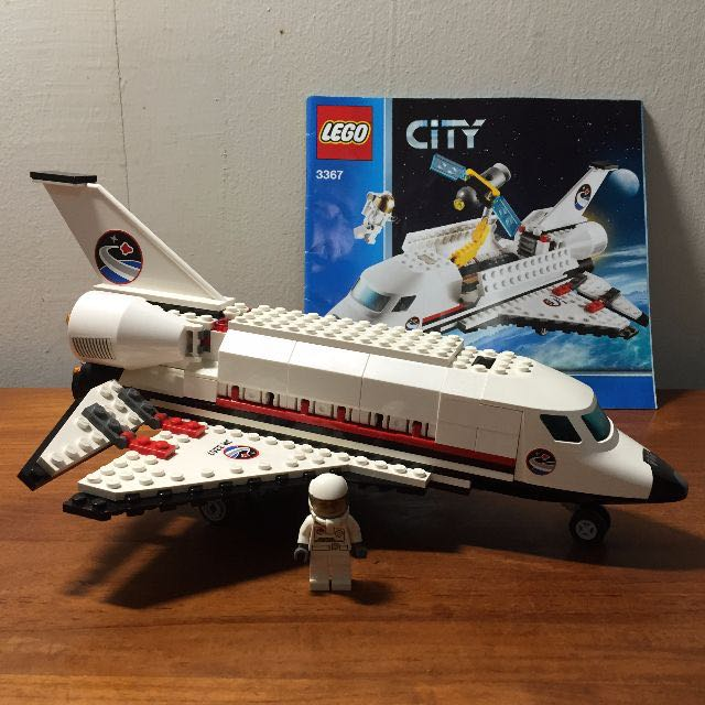 Lego 3367 Space Shuttle Toys Games On Carousell