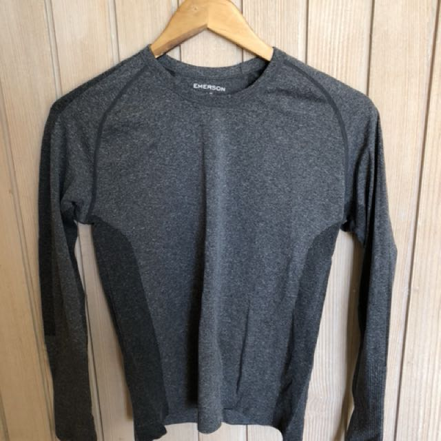 Long Sleeve Gym Clothes