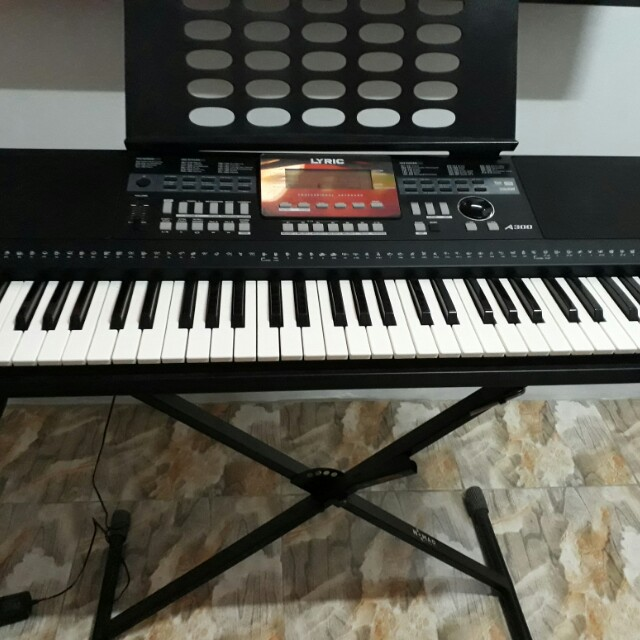 Lyric A300 with stand