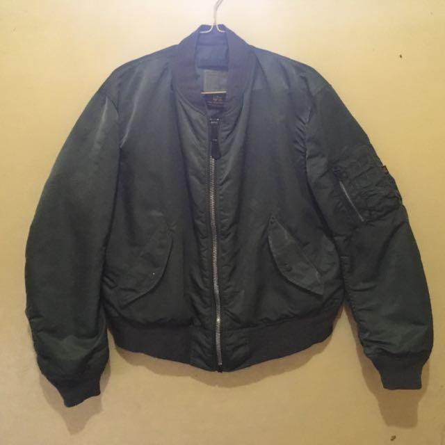 MA-1 Alpha industries Jacket