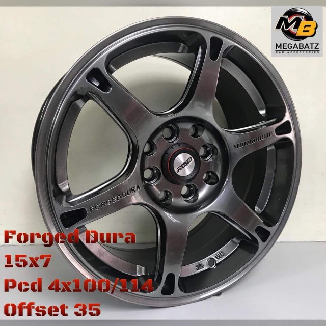 """Mags FORGED DURA 15"""""""
