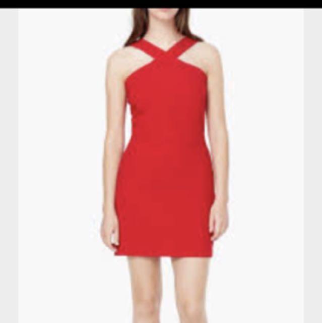 Mango Cny dress