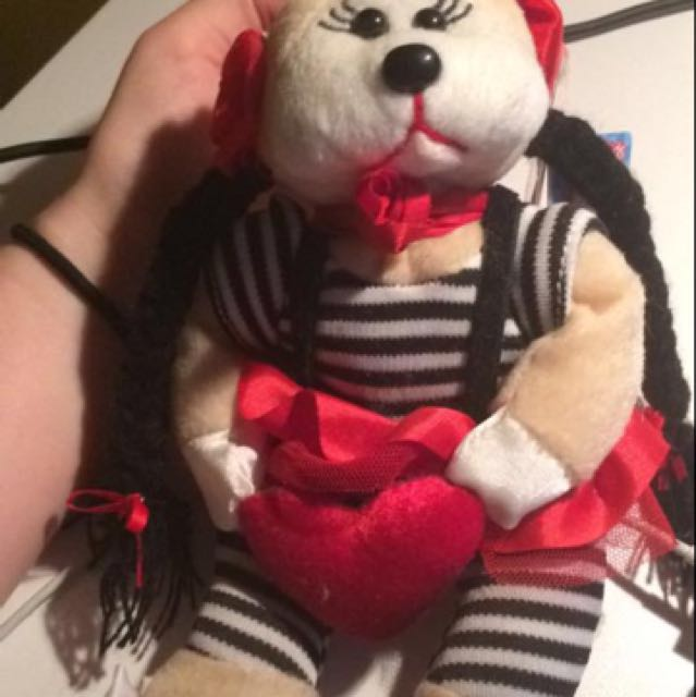 Martine the Valentine's Day Bear