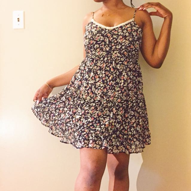Maurices Floral Summer Dress