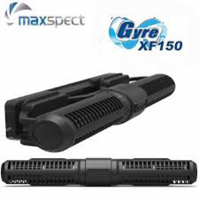 maxspect gyre xf150 wavemaker pet supplies on carousell