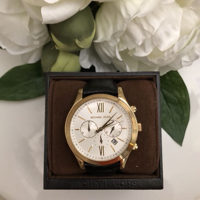 Michael Kors 'Brookton' Chronograph Watch
