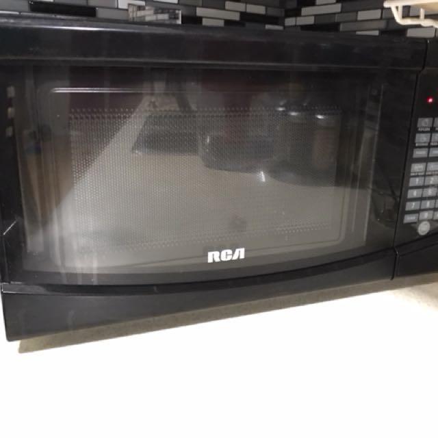 Microwave- urgent