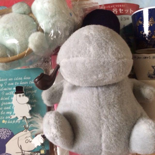 Moomin Collectibles Lot