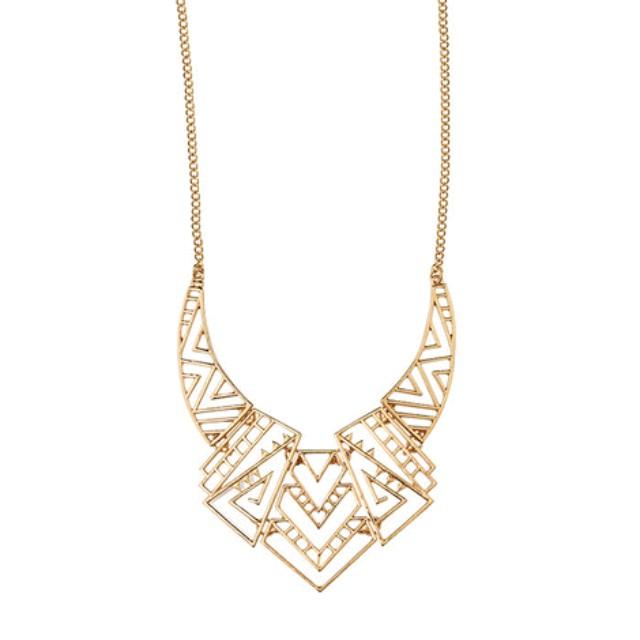 new! Avon  Geo Diva Necklace