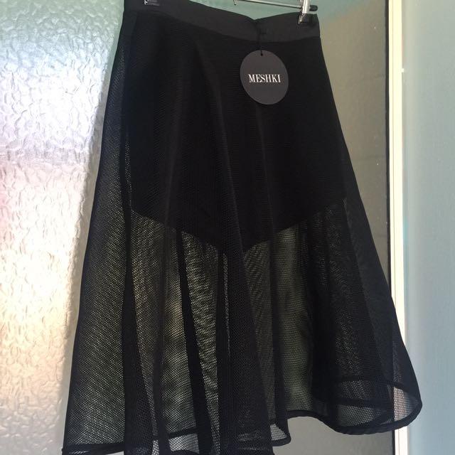 NEW MESHKI Skirt