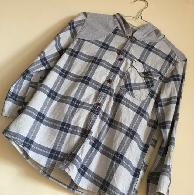 Next Capuchon Shirt