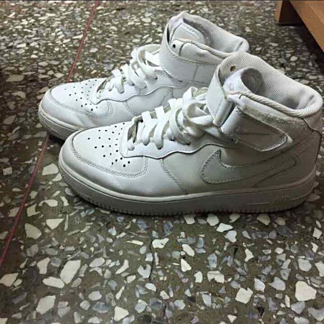 Nike Air Force High高筒