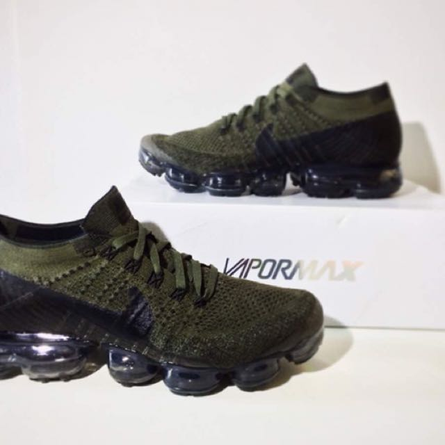 first rate 6e499 012e8 Nike Vapormax Olive Green