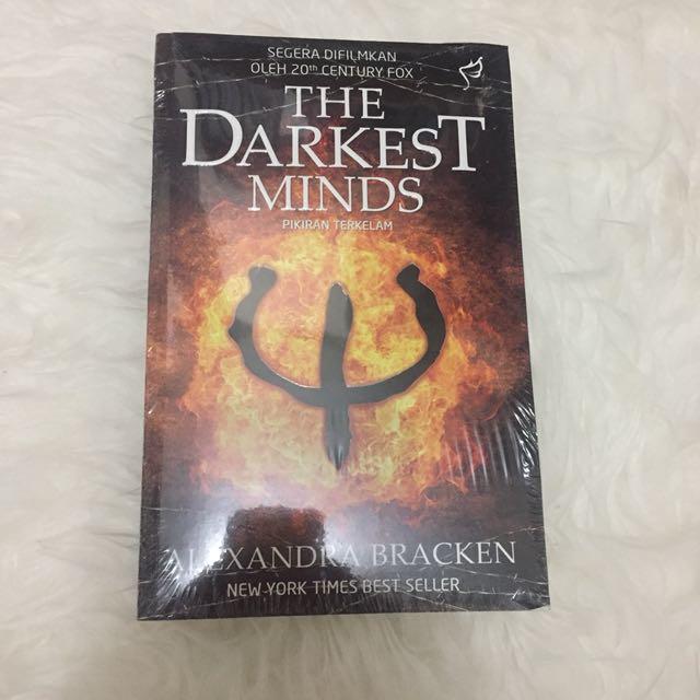 Novel The Darkest Minds
