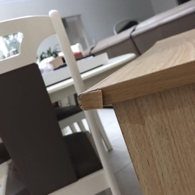 Oak Wooden Desk