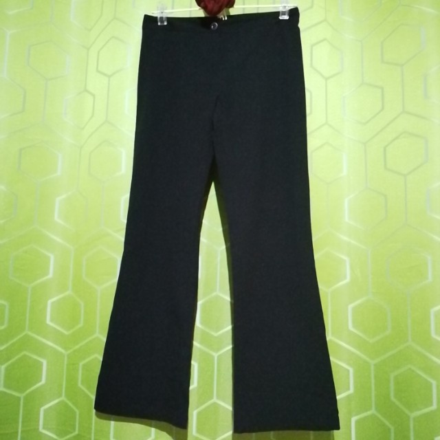Office Slacks Black