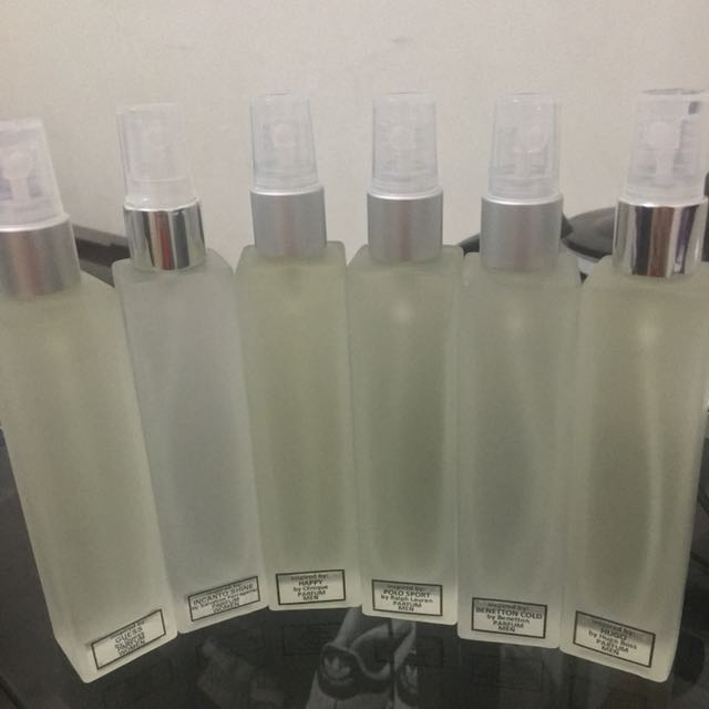 Oil Based Perfume 50ml