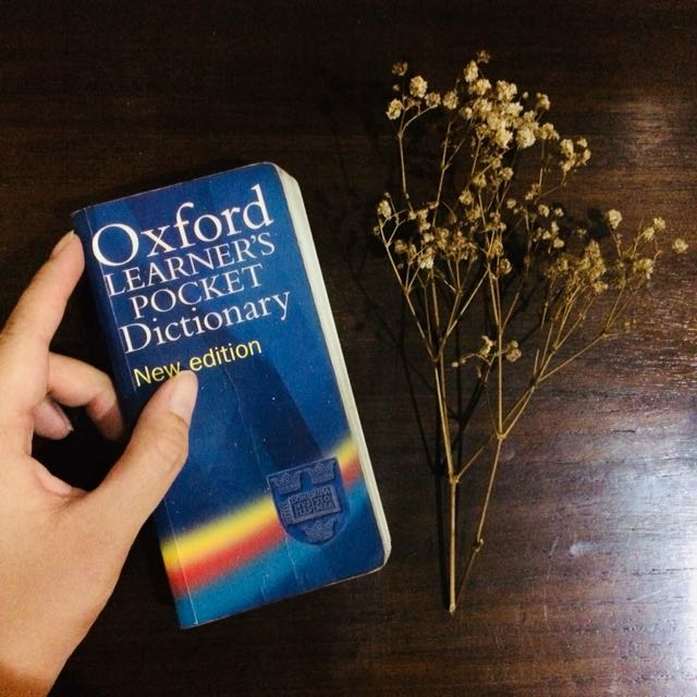 Oxford Pocket Dictionary 3rd Edition