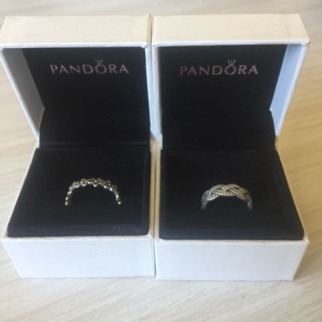 Pandora rings