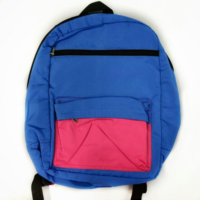 Penshoppe Backpacks Brand-new And Original