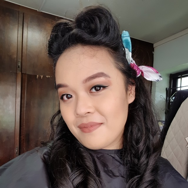 Pin Up Girl Hair Makeup For D D Health Beauty Makeup On Carousell