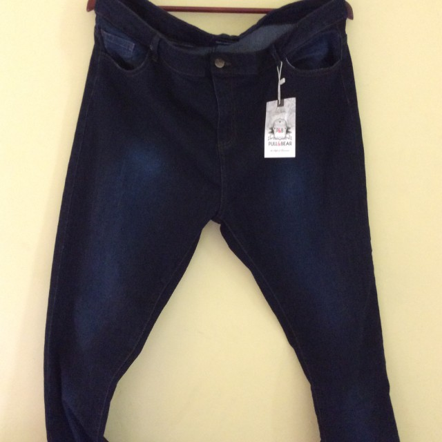 Plus Size Pull and Bear Jeans (Size 18 UK / 48 Eur)