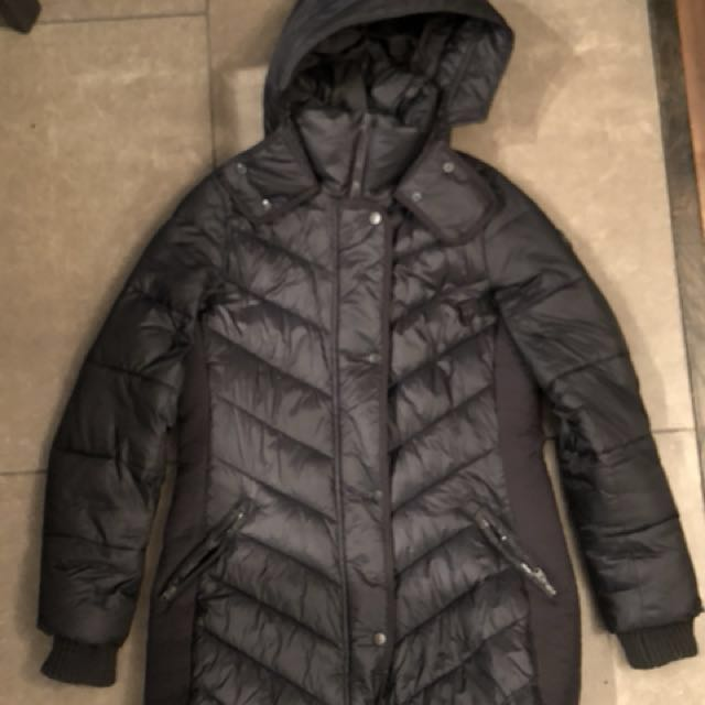 PRICE DROP like new WOMENS Abercrombie and Fitch winter jacket