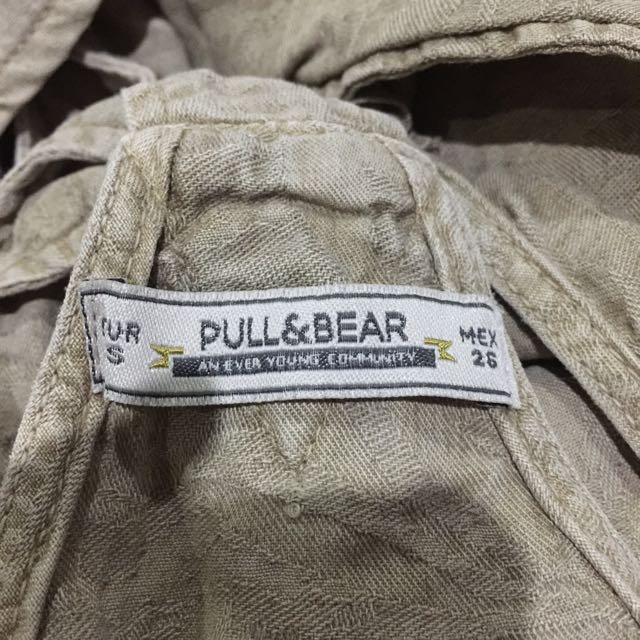 Pull&Bear Jumpsuit skirt