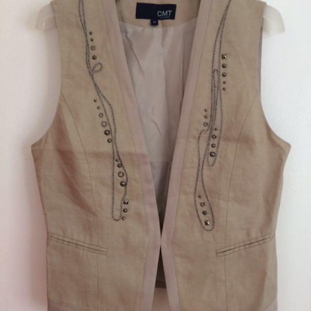 REPRICED: Chaleco Vest
